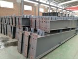 H - Beam Construction Material for High Strength Metallic Steel Structure