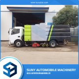 High Pressure Cold Water Steam Washer Street Vacuum Cleaning Sweeper Truck