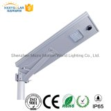 5 Years Warranty IP65 18W Outdoor Lamp Road Light Solar Street Lamp