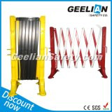 Folding Retractable Safety Barrier, Blowing Plastic Road Block Barriers