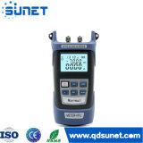 Handheld Fiber Optical Light Source Power Meter Optical Multi-Meter with OEM Service, Moderate Price