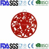 Spraying Plastic Cast Iron Trivet Customize Production