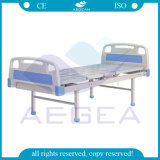Flat Medical Hospital Manual Hand Wholesale Bed (AG-BMS303)