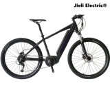 Electric Mountain Bicycle Powered by Bafang MID Drive