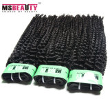 100% Mink Hair Weaving Virgin Brazilian Human Hair