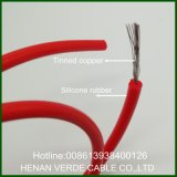 AWG14 16 High Temperature Resistance Tinned Copper Flexible Teflon Silicone Rubber Wire