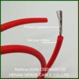 High Temperature Resistance Tinned Copper Flexible Silicone Rubber Wire