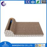 Cat Toy Creative Custom Wearable Taste Corrugated Paper Sharpeners Sofa Cat Scratch Board