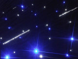 LED Star Curtain for Stage Backdrops and Wedding Stage Background