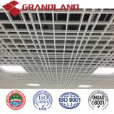 Aluminum Open Cell Ceiling Metal Cell Sheet Ceiling Curved Cell Ceiling