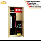 China Manufature Steel Filing Cabinet/Metal Clothes Wardrobe