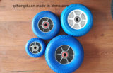 Flat Free PU Foam Wheel, Trolley Wheel