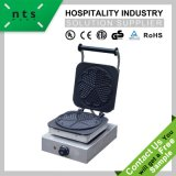 Stainless Steel Electric Waffle Baker (1 Plate)