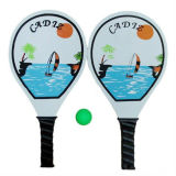 Hot Sale Fashionable Beach Table Tennis Racquet