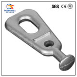 Forged Electric Power Fittings Ball End Eye Link