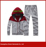 Guangzhou OEM Cotton Polyester Spandex Sports Wear Factory Manufacturer (T43)