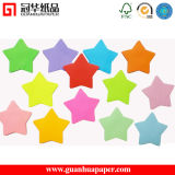 Star Shaped Sticky Note Colorful Mini Sticky Note Pad
