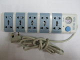 Electric Extension Socket No. 9095