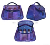Colorful Wash Toilet PVC Bag for Camping or Traveling