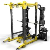 Tz-6073 Free Weight Equipment Plate Loaded Power Rack