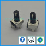 9mm Rotary Potentiometer Plastic Shaft with White Line