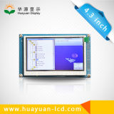 4.3 Inch TFT LCD Screen 40 Pin FPC
