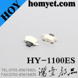 High-Quality Manufacturer Tact Switch/Mini Switch with SMD (HY-1100ES)