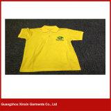 Customized Cotton Children's School Uniform Polo Shirt (P51)