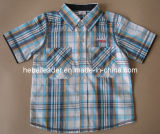 Latest Styles Boys Shirts Short Sleeve (HY1006)