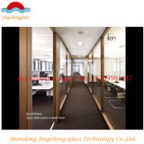 Clear/Frosted Low-E Tempered Glass Partition Wall
