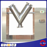 Stainless Steel V Type Pharmaceutical Powder Mixer/Chemical Mixing Machine