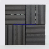 WPC DIY Floor Tile Wooden Decking Tile Exterior Tile Exterior Tile Sheet Exterior Door