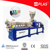 Twin Screw Extruder Machine for Colour & Masterbatch, Engineering Plastic, Pet Flakes Recycling, Soft PVC with Good Price