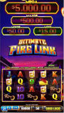 Ultimate Fire Link Software Touch Button Slot Game Machine 43 Inch