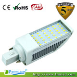 11W E27 G24 SMD LED G24 Lights Pl 4pin LED Tube Light