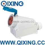 Cee/IEC High Qualitied Industrial Wall Mounted Socket (QX1137)
