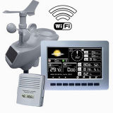 Wireless Professional Weather Station with WiFi and TFT Color Display