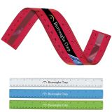 Colorful Practical Plastic Scale Flexible Ruler