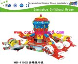 Large Amsuement Park Electric Carousel (HD-11002)