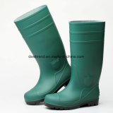 High Quality Rain Boots Building Site Protection Boots Safety Shoes