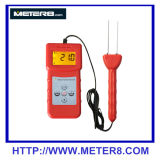 MS-C Textile Moisture Meter with 4 digital LCD