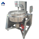 Chili Sauce /Tomato Paste Jacketed Kettle / Fruit Jam /Sauce Making Machine for Sale in India /Chile