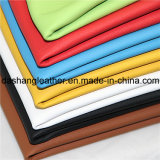 Hydrolysis Resistance PU Leather for Sofa Cover and Furniture