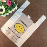 Wholesale OEM Cheap Shopping Carrier Biodegradable Plastic Bag