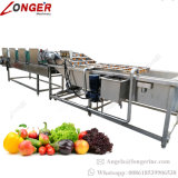 Commerical Stainless Steel Vegetable and Fruit Washing Machine