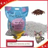10L Bentonite Cat Litter with Coffee Scent