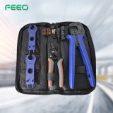 Superior Easy Operation Adjustable PV Wire Crimping Plier with 10 Years Manufacturer Experience Factory Supply