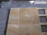 Polished Yellow Onyx Tile for Flooring/Wall