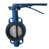 Wafer Type Marine Butterfly Valve for Marine