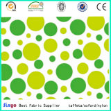 Printed Polyester 600d*300d Fabric PVC Coated for Backpacks